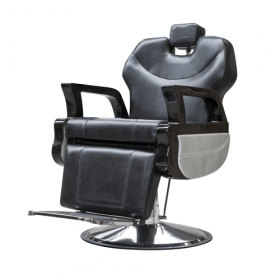 retro barber chair
