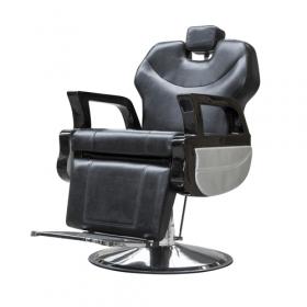 retro barber chair
