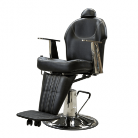 Kappersstoel - Luxe PU-lederen Barber Chair